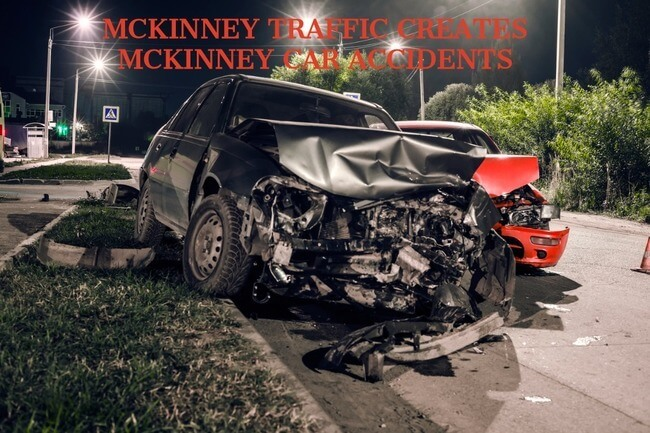 Traffic Creates McKinney Car Accidents